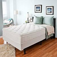 Queen Bed Frame And Mattress Set Night Therapy Icoil 12