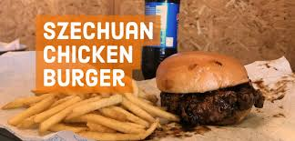 Meme Burger - nyb s szechuan chicken burger what s in a meme the burger index