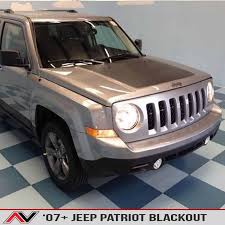 the jeep patriot jeep patriot blackout 2007 alphavinyl