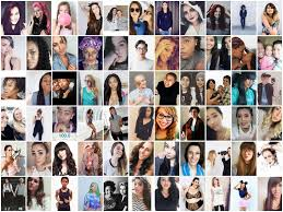 top 100 lesbian bisexual youtubers couples list ranked by