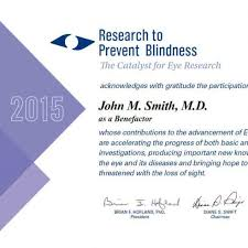 Preventing Blindness Membership Research To Prevent Blindness