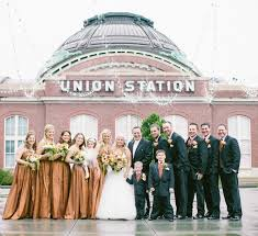 Wedding Venues Tacoma Wa Seattle Vibrant Winter Wedding At Tacoma Union Station Venues We