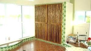 Bamboo Closet Door Curtains Bamboo Closet Doors Stunning Bamboo Closet Door Contemporary