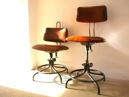 chaise de bureau style industriel chaise de bureau style industriel meuble bureau industriel et