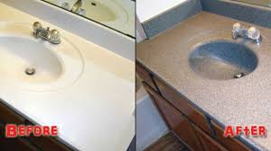 refinish bathroom sink top top bathroom sink refinishing t22 in attractive interior home
