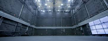 game on motion capture stage and voice over recording studios