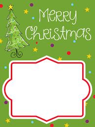 printable gift cards printable christmas gift card holders squared