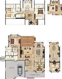 killarney floor plan to make into a single story 2 bedroom