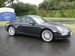 used porsche 911 uk used porsche 911 2006 model s 2dr 3 8 petrol coupe black for sale