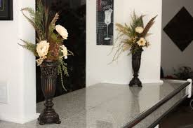 Silk Flower Arrangements For Dining Room Table Hand Made Silk Flower Arrangement Fireplace Mantel Decor Dining