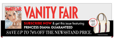 Vanity Fair Diana Vanity Fair Magazine Subscription