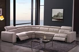 canapé luxe italien canapé d angle relax en cuir de buffle italien de luxe 7 8