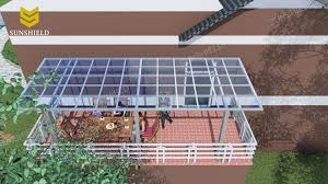 Veranda Patio Cover Carport Patio Covers Different Porch Cover Aluminum Patio Shade