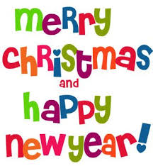 merry and happy new year clipart clipart panda free
