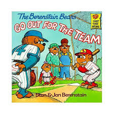 the berenstain bears go out for the team walmart