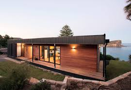 Home Design Concept Lyon 9 by Modern Beachside Prefab Home In Australia By Archiblox With