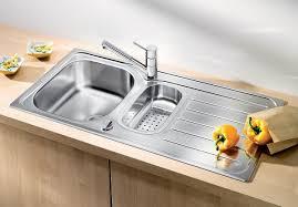 Retro Kitchen Faucets Stainless Kitchen Sink For Your Kitchen 5661 Baytownkitchen