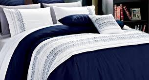 Blue And White Comforter Duvet Beautiful Navy Blue And White Bedding Nautical Duvet