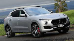 maserati levante blacked out news 2018 maserati levante levante s detailed in full