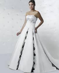 Black And White Wedding Dress Spring Wedding Dresses With Budget Wedding Dresses Best Wedding