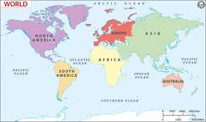 continent map continent clipart global map pencil and in color continent