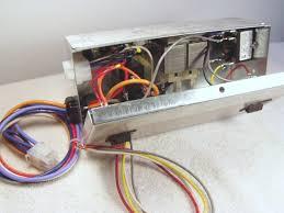 coleman 7900 6021b a c control box 2 wire