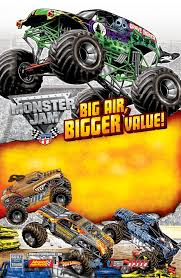 monster truck show phoenix monster jam posters past shows pinterest monster jam