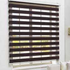 roller blind zebra shade custom vertical devider curtain