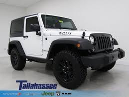 jeep willys wrangler 2017 jeep wrangler willys wheeler 4x4 tallahassee fl midway