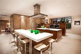 open plan kitchen dining living room modern home design awesome