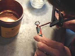 copper electroforming the of copper electroforming