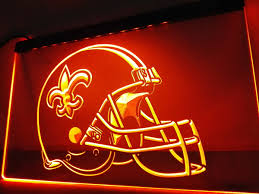 new orleans saints home decor simple new orleans saints la new orleans saints helmet beer led neon light sign home decor craftschina with new orleans saints home decor