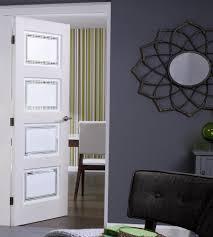 modern interior glass doors homely ideas modern white interior door tsrieb com