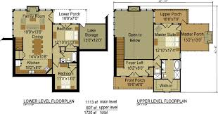 cottage home floor plans 3 bedroom craftsman cottage house plan with porches