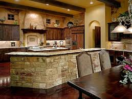 Wallpaper Designs For Kitchens Alluring 80 Dark Wood Kitchen Decor Design Ideas Of Dark Cabinet