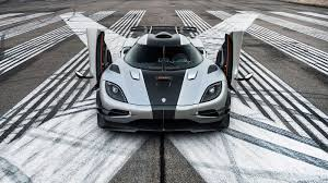 tron koenigsegg this is how fast the koenigsegg one 1 can go around spa
