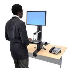 Sit Stand Desk Mount by Sit Stand Desk Mount Elegant U0026 Smart Affordable Prices Ergotron