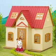 Starter Homes by Buy Sylvanian Families Cosy Cottage Starter Home