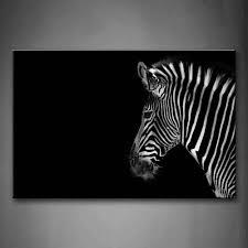 Peinture Noir Et Blanc by Achetez En Gros Z U0026egrave Bre Art Peintures En Ligne à Des