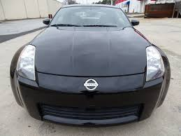 blue nissan 350z 2003 used nissan 350z 2dr coupe touring manual trans at one and