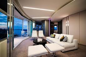 Modern Apartment Decorating Ideas By Modern Apartment Living - Interior designs modern