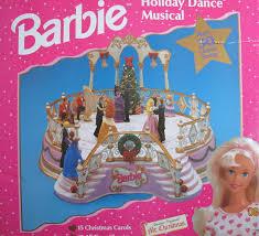 amazon com barbie holiday dance musical set barbie u0026 friends