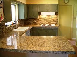 kitchen simple glass kitchen backsplash wonderful ideas el simple