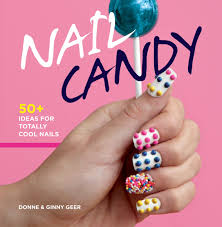 buy nail candy 50 ideas for totally cool nails book online at