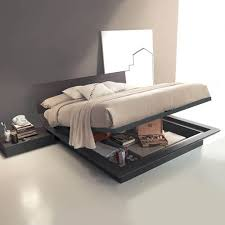 Platform Bed Uk Contemporary Furniture From Belvisi Furniture Cambridge