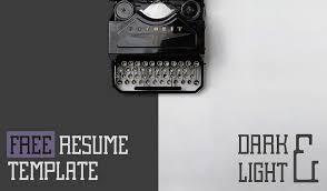 cv resume template slideist free cv resume powerpoint template