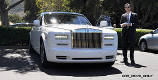 rolls royce phantom extended wheelbase 2015 rolls royce phantom series ii extended wheelbase at the quail 16