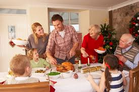 family get togethers at home safety and the senior approved