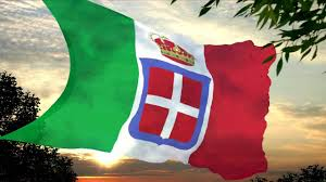 United States Flag 1861 National Anthem Of The Kingdom Of Italy 1861 1943