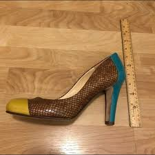 84 off kate spade shoes kate spade spectator pumps brown